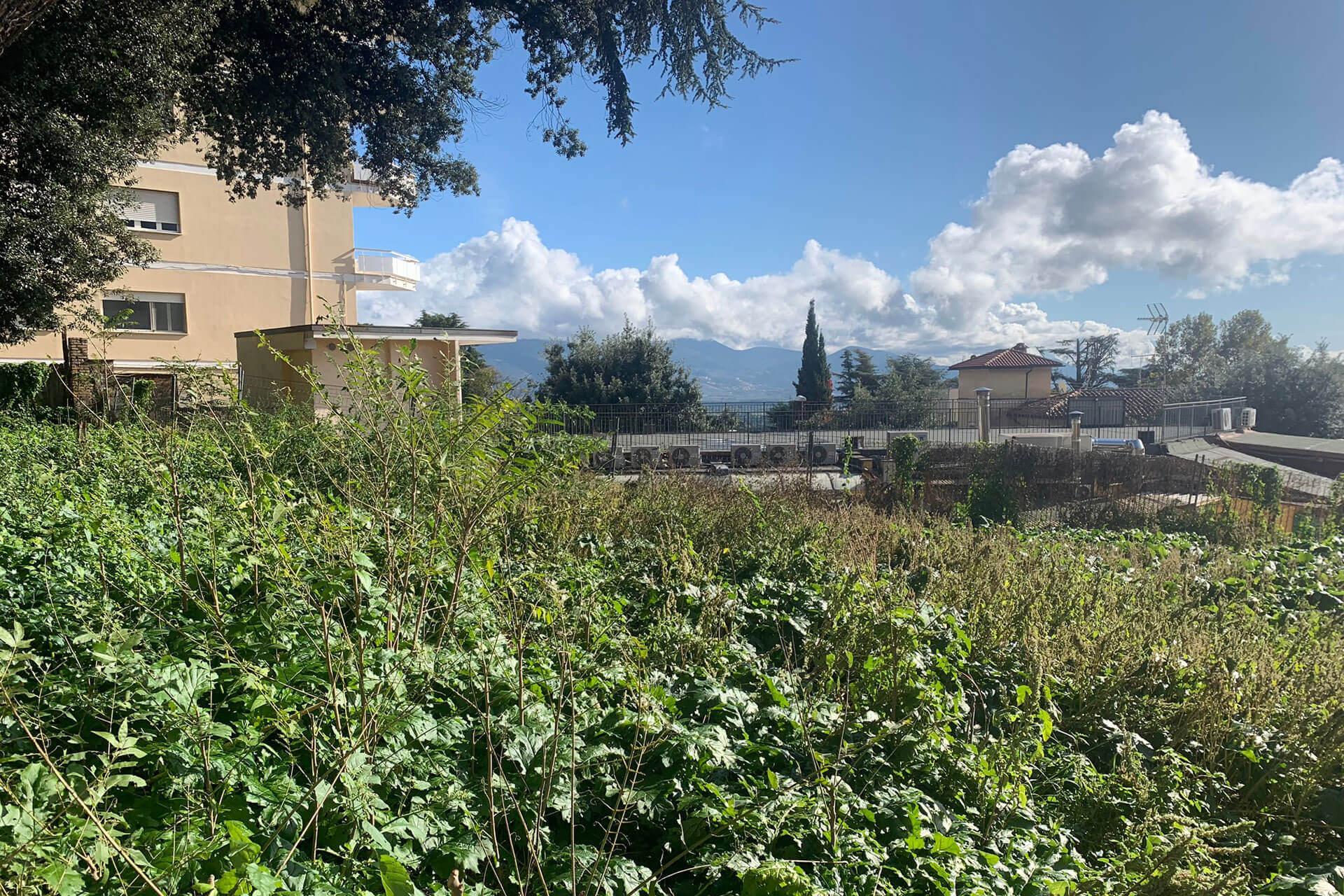 Terreno edificabile a Velletri